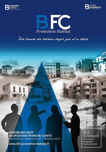 Découvrez le pôle coopératif de BFC Promotion Habitat; anciennement le toit Bourguignon