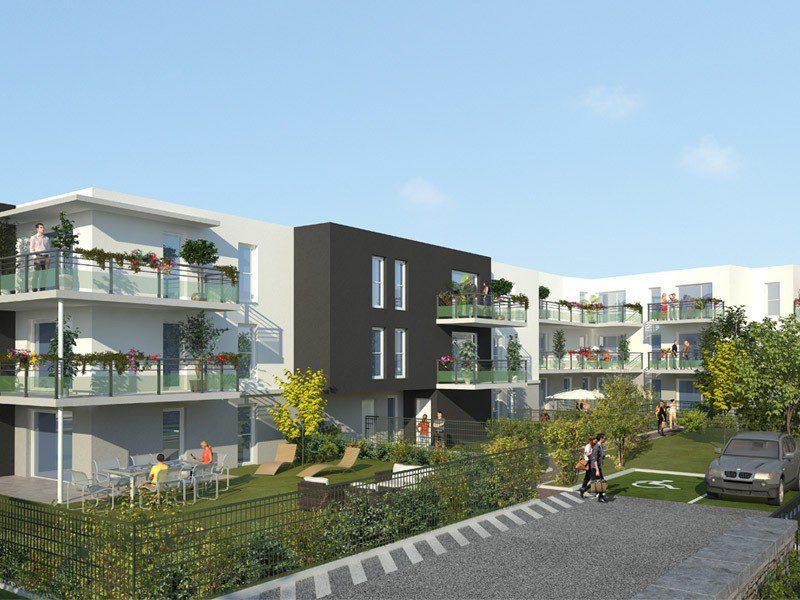 Longvic appartements clos-des-marronniers