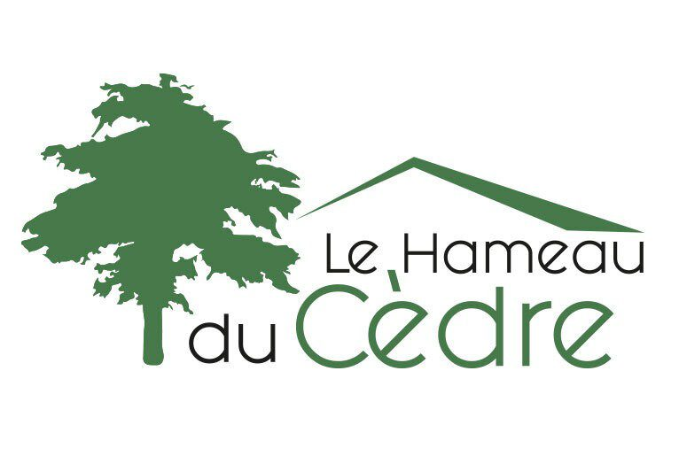 Hameau du cedre logo