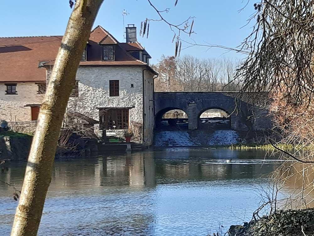 Le moulin de Fontaine Française