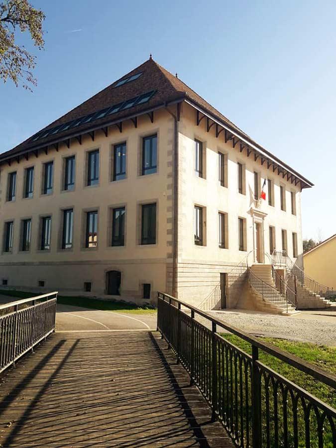 Le Chateau Kléber, Grandvillars