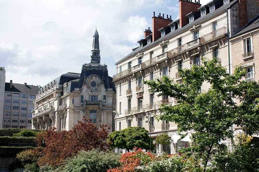 Place Grangier Dijon, immobilier neuf